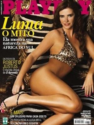 Janeiro de 2005 - Luma de Oliveira