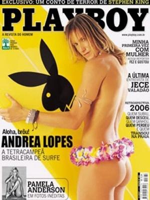 Janeiro de 2007 - Andrea Lopes