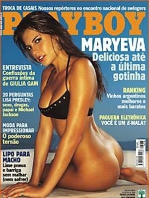 Julho de 2003 - Maryeva