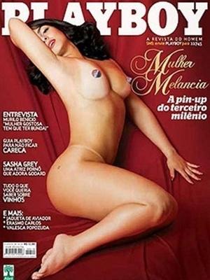 Julho de 2009 - Andressa Soares, a Mulher Melancia