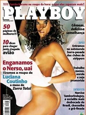 Maio de 2000 - Luciana Coutinho