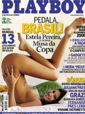 Maio de 2006 - Estela Pereira