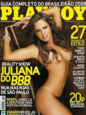 Maio de 2008 - Juliana do BBB