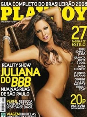 Maio de 2008 - Juliana do BBB