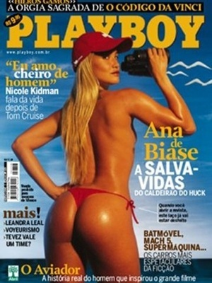 Março de 2005 - Ana de Biase