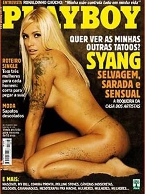 Novembro de 2002 - Syang