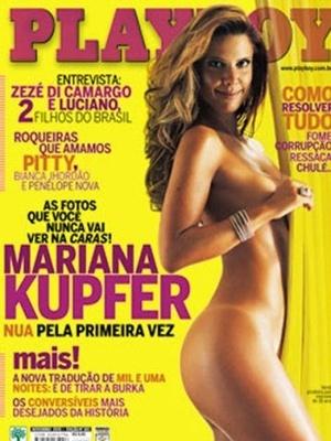 Novembro de 2005 - Mariana Kupfer