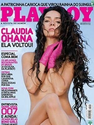 Novembro de 2008 - Claudia Ohana