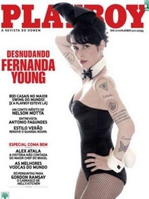 Novembro de 2009 - Fernanda Young
