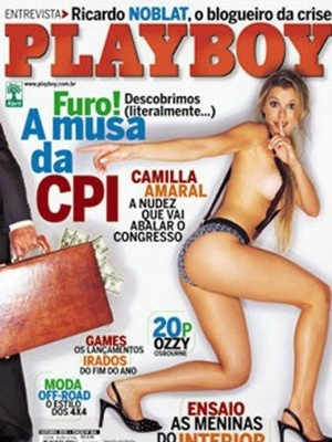 Outubro de 2005 - Camilla Amaral