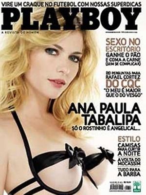 Outubro de 2008 - Ana Paula Tabalipa