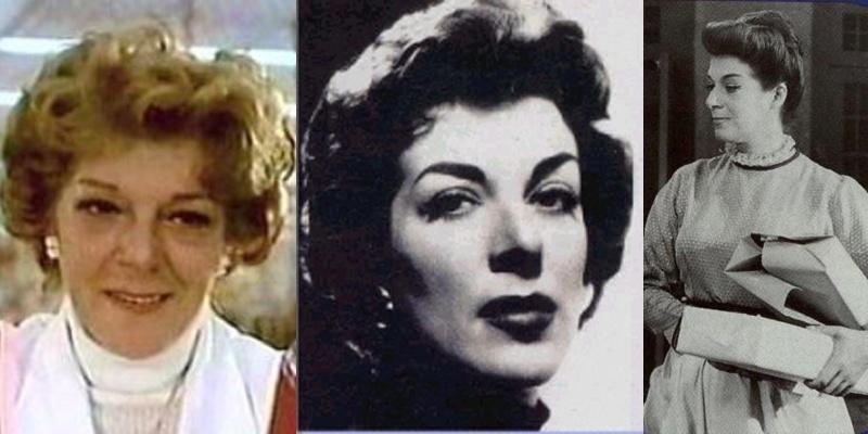 Angelines Fernández interpreta a Bruxa do 71. A atriz morreu em março de 1994, vitimada por um câncer de pulmão, aos 71 anos. Ironicamente, antes de trabalhar com o papel que a imortalizou na televisão mexicana, Angelines era considerada uma das mais belas e completas atrizes mexicanas