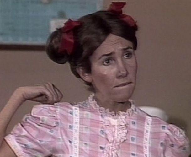 Florinda Meza interpreta a sobrinha de Dona Florinda, Pópis.