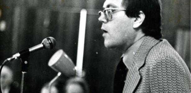 Joelmir Beting em agosto de 1974, anos depois de abandonar o jornalismo esportivo