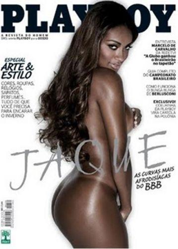 Maio de 2011 - Jaqueline, do 'BBB'
