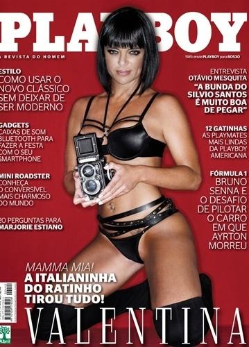 Março de 2012 - Valentina