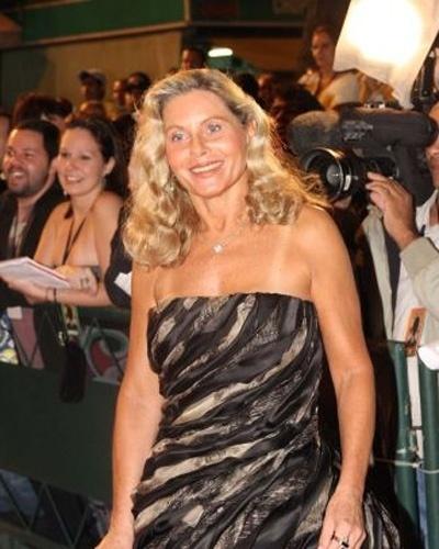 """Na abertura do festival de cinema do Rio, Vera assiste ao filme """"Última Parada 174"""" (Setembro/2008)"""