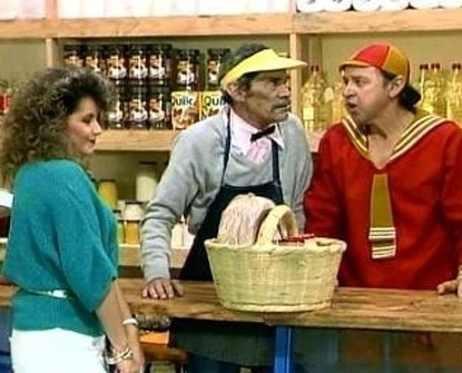 """No final da década de 70, Quico recebeu um convite para estrelar um programa na Venezuela, intitulado """"Federrico"""", que não obteve muito êxito. Isto motivou sua saída do seriado Chaves. Seu Madruga também foi junto com ele participar do programa, mas retornou ao elenco de """"Chaves"""", em 1981."""