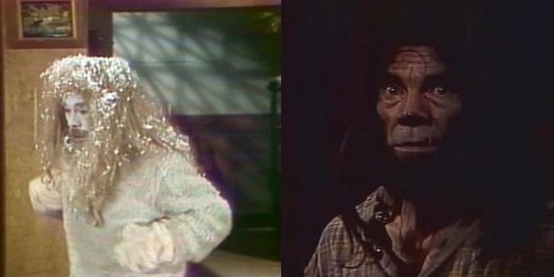 """Outros vilões famosos de Rámon eram os assustadores """"Abominével Homem das Naves"""" e """"Lobisomem"""", ambos eram na realidade um ator disfarçado."""