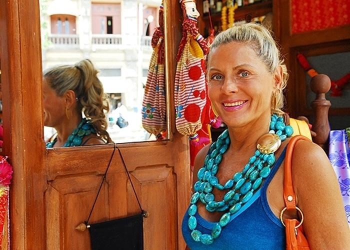 """Vera Fischer viveu Chiara na novela """"Caminho das Índias"""" (2009)"""
