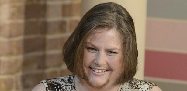 Mulher de bigode