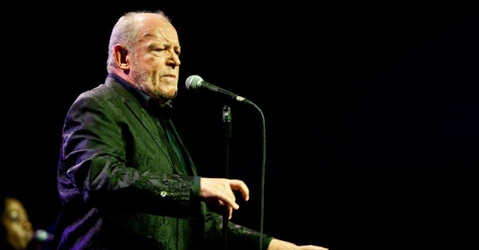 Mar. 2012 - Ícone do rock e do blues, Joe Cocker voltou ao Brasil para apresentações em São Paulo, Rio de Janeiro, Belo Horizonte e Porto Alegre