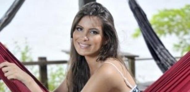 Kamilla Salgado, 25, é modelo e mora em Belém, Pará. A bela é uma das candidatas a participante do