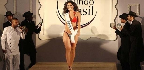 Kamilla Salgado já venceu o concurso Miss Mundo Brasil 2010 e foi coroada a mulher mais bela do Brasil em Angra dos Reis, no Rio de Janeiro
