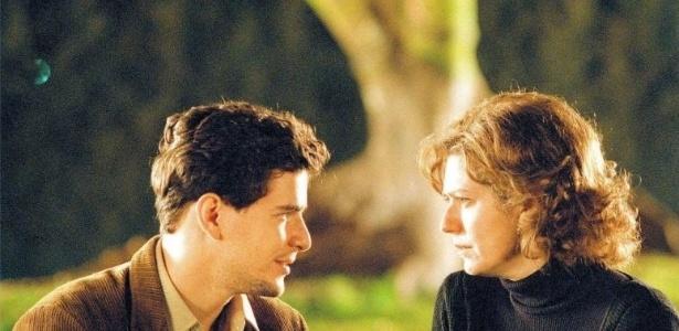 """Daniel Oliveira e Patrícia Pillar em cena do filme """"Zuzu Angel"""" (2006)"""