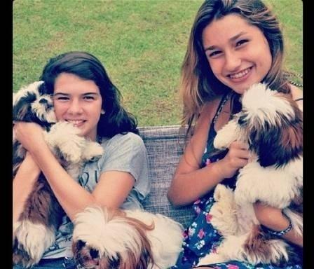31.jan.2013 - A filha de Xuxa é uma simples mortal. Sasha acaba mostrando alguns fragmentos de sua vida através das redes sociais de amigos