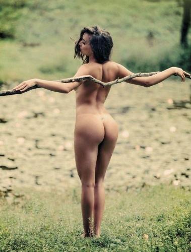 Bianca Borba Estampa Capa Da Playboy De Fevereiro