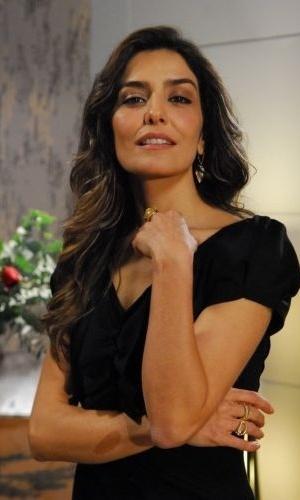 """Em 2009, ela fez sucesso na pele da ambiciosa vilã Yvone, de """"Caminho das Índias"""""""