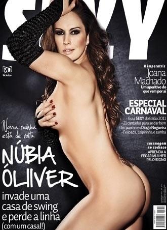 Fevereiro de 2011 - Núbia Óliver