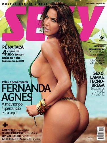 Maio de 2011 - Fernanda Agnes