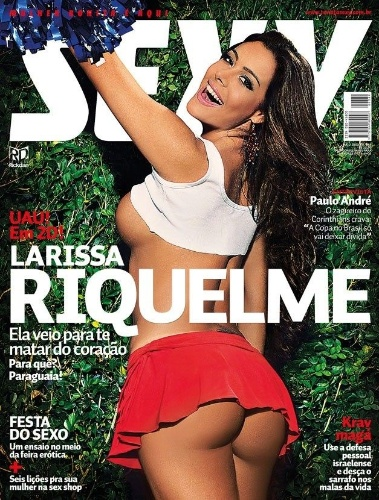 Maio de 2012 - Larissa Riquelme
