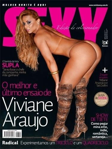 Março de 2009 - Viviane Araujo