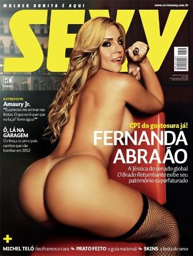 Março de 2012 - Fernanda Abrãao