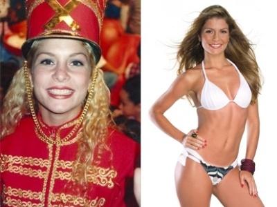 Bárbara Borges: ela entrou na 3º geração de paquitas conhecidas como 'Paquitas New Generation', no ano de 1995 e permaneceu no grupo até 1999, com o apelido Babunitona. Atualmente é uma atriz de sucesso e já fez papéis na rede Globo e também na Record