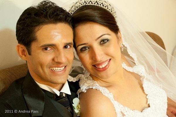 Carlos Geani Alves Marcelino e Anna Paula de Moraes Lamas / Rio de Janeiro (RJ)