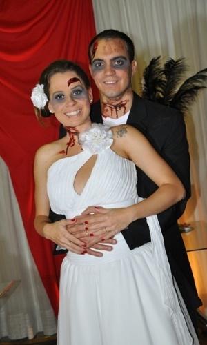 Franklin Torres Neto e Suelen Ferreira de Carvalho Torres / Rio de Janeiro (RJ) - 25/11/2011