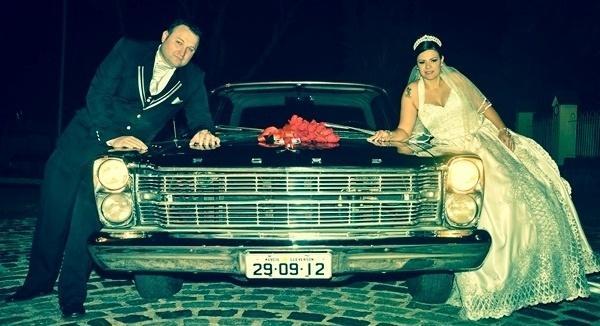 Cleverson Rogerio Schneider e Marcia Aparecida Santana Schneider / Curitiba (PR) 29/09/2012.