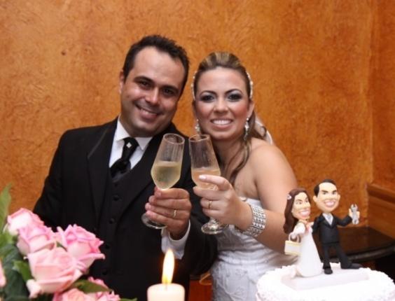 Antonio Galvão Mastropaschoa Filho e Solange Cristina Carminitti Mastropaschoa. 13/03/2010, Campinas (SP)