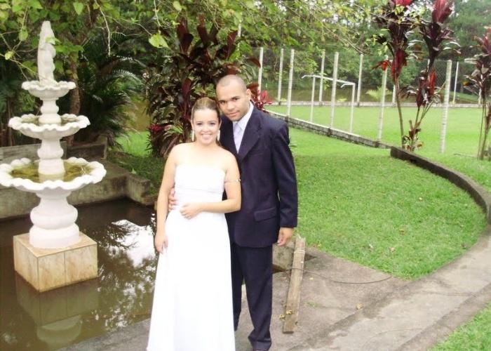 Ester Alves de Araujo e Vitor Tadeu de Oliveira Jodas Junior. 08/01/2011 Ibiuna (SP)