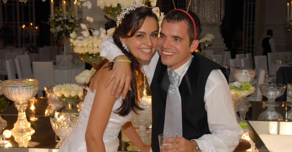 André Henrique Vilaça e Kaliana Raulino Vilaça se casaram em 13 de outubro de 2007, na cidade de Brasília (DF).
