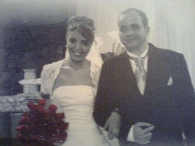 Fernanda Manso de Souza Pereira e Gilberto Espíndola Pereira se conheceram pela Internet. Em 17 de fevereiro de 2001, ele decidiram morar juntos, mas só oficializaram a união em 2010.
