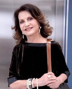 Tamara Gouveia Sobral (Rosa Maria Murtinho) - Tamara é a mãe de Edith, mulher de Félix. É uma mulher elegante, mas amargurada com a vida