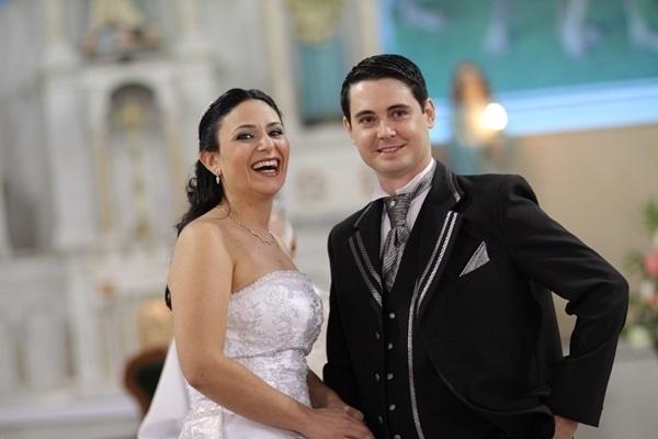 Ricardo Juliato e Maricy R. Pereira Juliato, de Jundiaí (SP), se casaram em 10 de outubro de 2009.