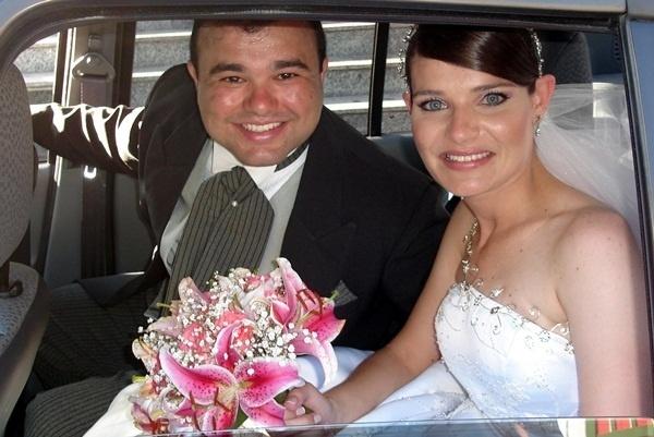 Anderson Bueno de Paula Dias e Daniela Przybysz Dias se casaram em Vargem Grande Paulista (SP), no dia 16 de dezembro de 2006.