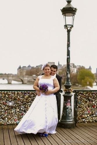 O casamento de Leandro Silva Moreira e Melissa Natasha Rodrigues Moreira em Paris, na França, no dia 12 de abril de 2013.