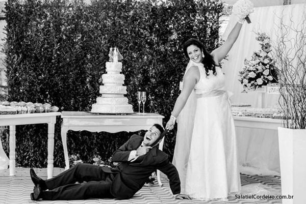 O casamento de Monique e Marcellus Carvalho de Bonito (PE), no dia 7 de abril de 2013.